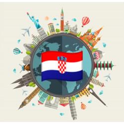 Medium data pack of Croatia