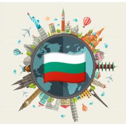 Free data pack of Bulgaria