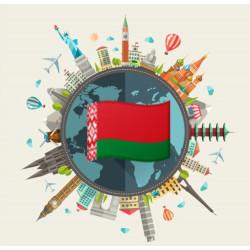 Free data pack of Belarus