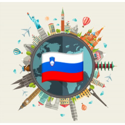 Free data pack of Slovenia