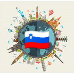 Big data pack of Slovenia