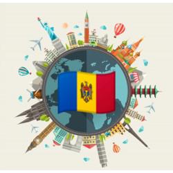 Big data pack of Moldova