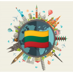 Free data pack of Lithuania