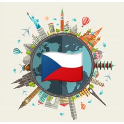 Free data pack of Czech...