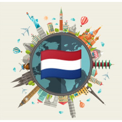 Free data pack of Netherlands