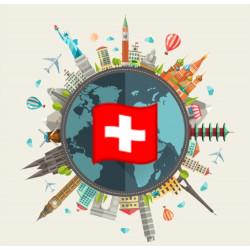 Free data pack of Switzerland