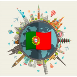 Medium data pack of Portugal