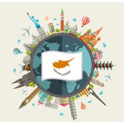 Big data pack of Cyprus