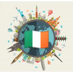 Free data pack of Ireland