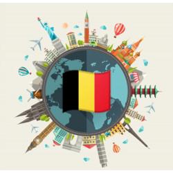 Free data pack of Belgium