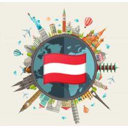 Medium data pack of Austria