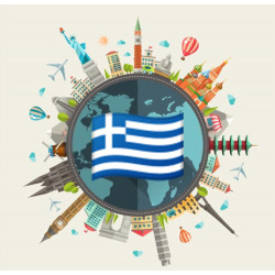 Free data pack of Greece