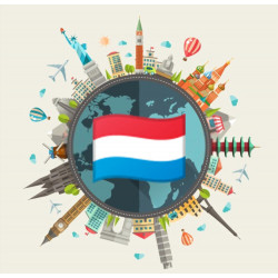 Big data pack of Luxembourg